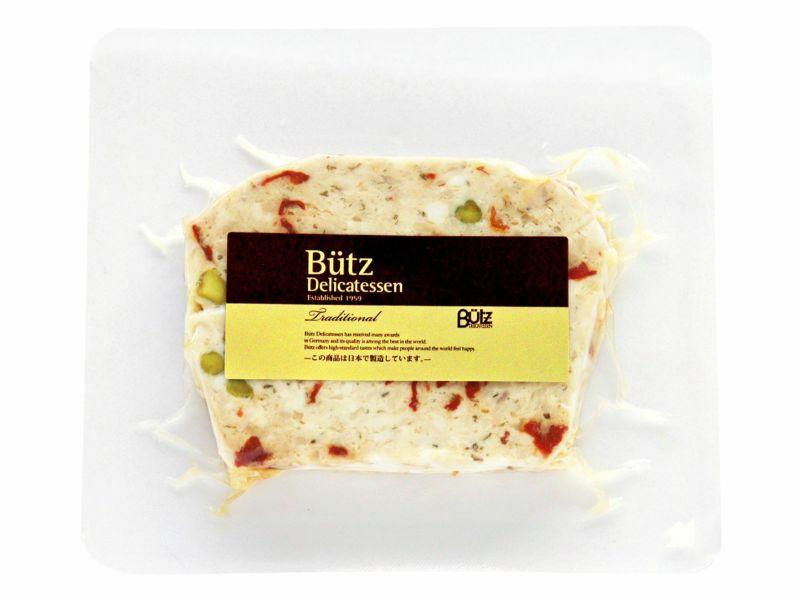 ブッツ ピスタチオとドライトマトの鶏パテ(スライス100g)1